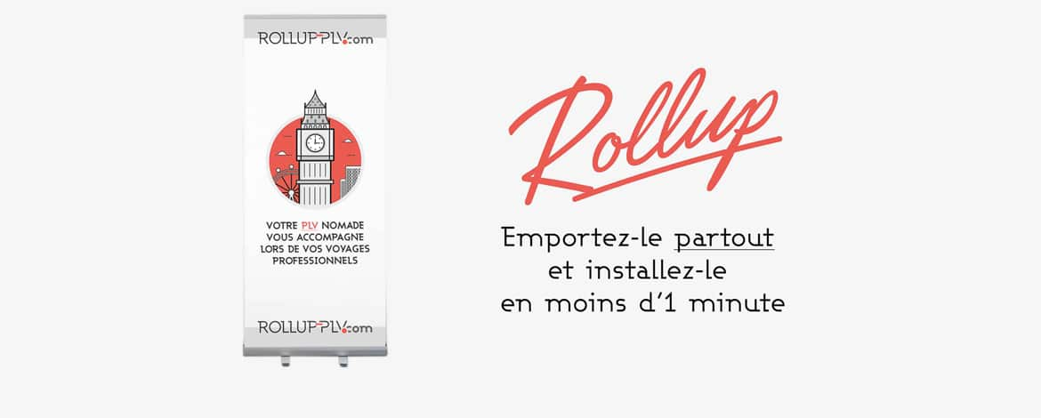 Rollup Rennes